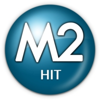 Logo de la radio M2 HIT