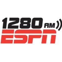 Logo of radio station KXTK ESPN Radio 1280
