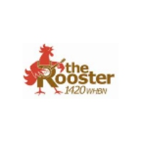 Logo of radio station Rooster Classic Country