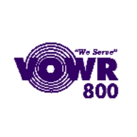 Logo of radio station VOWR