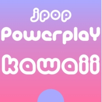 Logo of radio station J-Pop Powerplay Kawaii