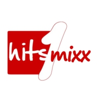 Logo of radio station Hits1 mixx