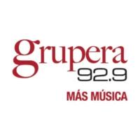 Logo of radio station XHGON Grupera 92.9 FM
