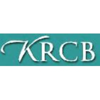 Logo of radio station KRCB 91 FM