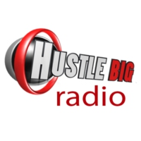 Logo of radio station Hustle Big Radio
