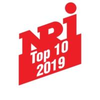 Logo de la radio NRJ Top 10 2019