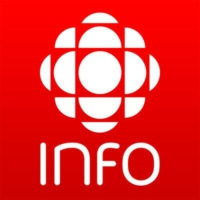Logo of radio station ICI Radio-Canada Info