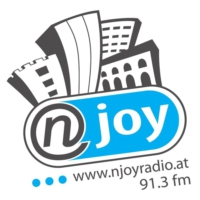 Logo of radio station NJOY Radio Wien