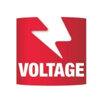 Logo of radio station Voltage