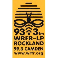 Logo of radio station WRFR-LP 93.3 FM