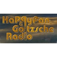 Logo of radio station Happy Fan