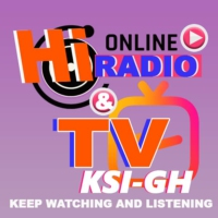 Logo of radio station Hi Radio Kumasi-GH