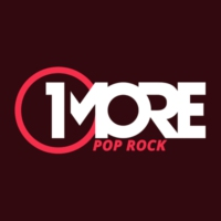 Logo de la radio 1MORE Pop Rock
