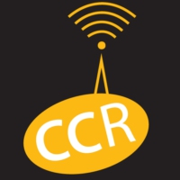 Logo of radio station CCR 104.4FM