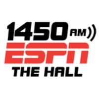 Logo of radio station WHLL ESPN The Hall 1450