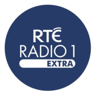 Logo of radio station RTÉ Radio 1 Extra