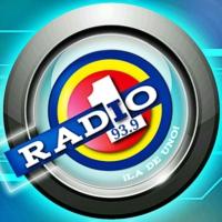 Logo of radio station Radio Uno Medellin 93.9