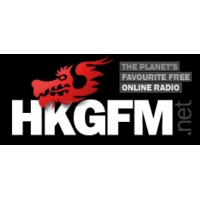 Logo of radio station HKGFM.net – The Underground