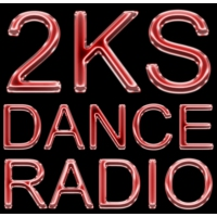 Logo de la radio 2ks dance radio | Eurodance and Italodance