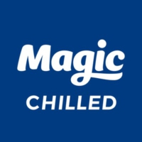 Logo of radio station Magic Chilled