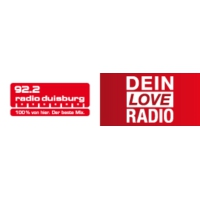 Logo of radio station Radio Duisburg – Dein Love Radio