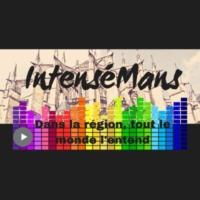 Logo de la radio IntenséMans