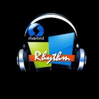 Logo of radio station Rhythm 93.7 FM