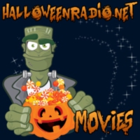Logo of radio station HalloweenRadio.net - Movies