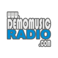 Logo of radio station Demomusic Rádio