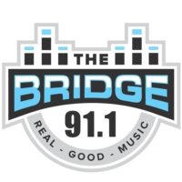 Logo de la radio 91.1 The Bridge