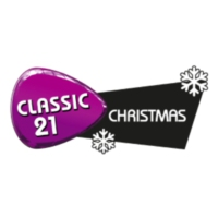 Logo of radio station Classic 21 - Christmas (RTBF)