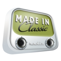 Logo of radio station Made in Classic