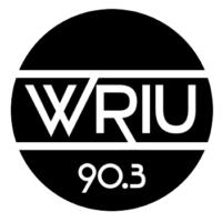 Logo of radio station WRIU 90.3 FM