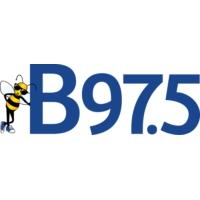 Logo of radio station WJXB B97.5