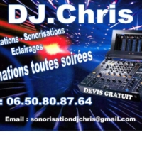 Logo of radio station sonorisationdjchris@gmail.com