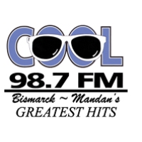 Logo of radio station KACL Cool 98.7