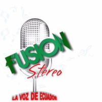 Logo of radio station Fusión Stereo