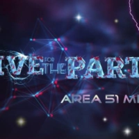 Logo of radio station Area 51  mix.fr