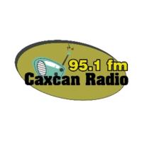 Logo of radio station Caxcan 95.1 FM