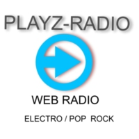 Logo of radio station playz-radio