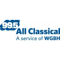 Logo of radio station WGBH - 99.5 All Classical