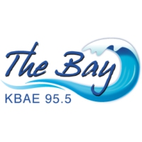 Logo of radio station KBAE The Bay 95.5