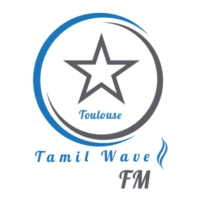 Logo of radio station TAMIL WAVES FM - Toulouse