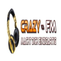 Logo of radio station Crazy-FM