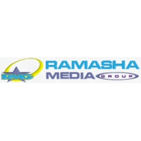Logo de la radio Ramasha Media