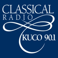 Logo of radio station KUCO 90.1