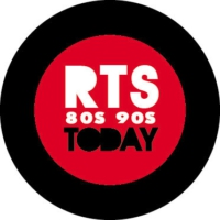 Logo of radio station RTS 80s 90s Today