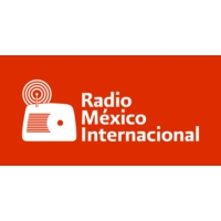 Logo of radio station XERMX Radio México Internacional