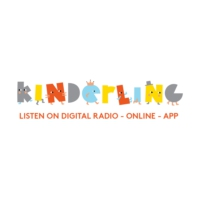 Logo de la radio Kinderling Kids Radio