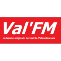 Logo of radio station VAL FM